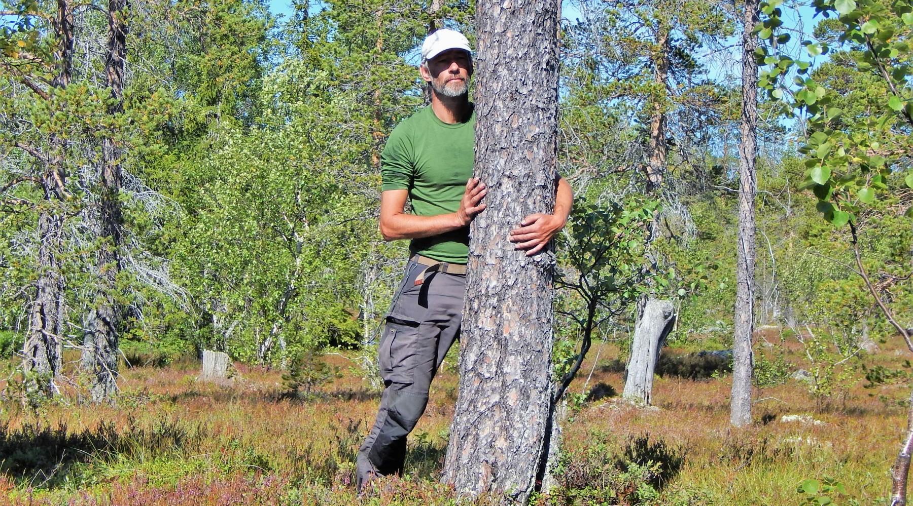 Thoralf Rumswinkel - Wildnis Guide, Outdoortrainer, Naturmentor (Bild)