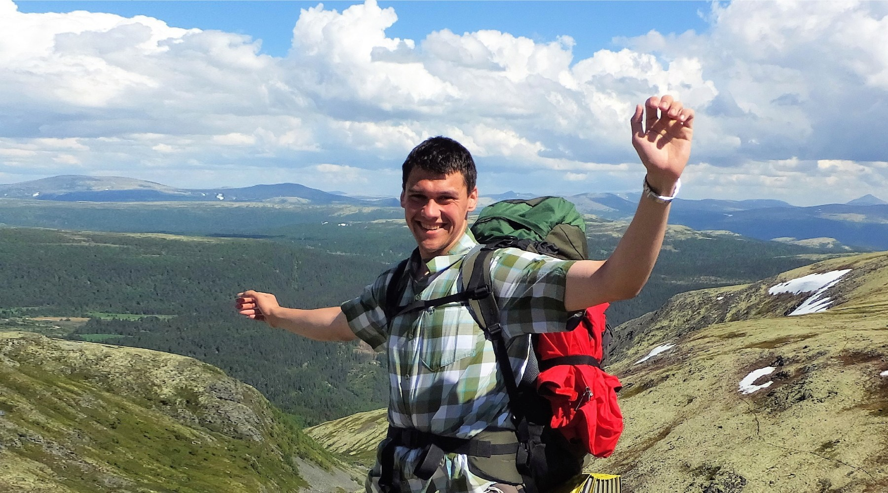 Trekkingtour Friluftsliv im Männerkreis (Bild)